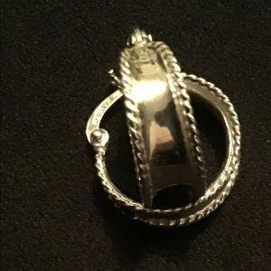 Jewelry - 925 Silver Hoops Earrings